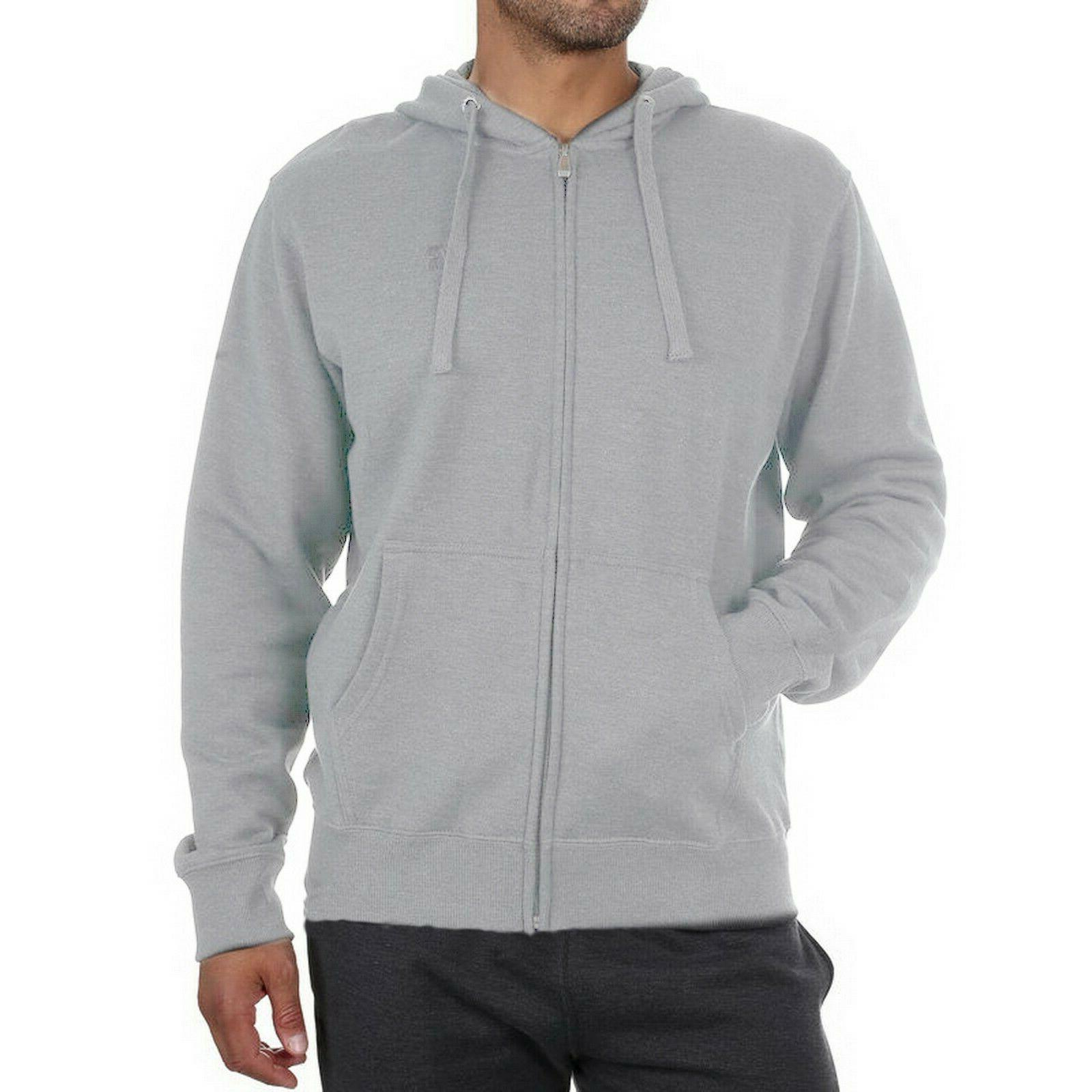 RUSSELL ATHLETIC Mens Through Hoodie M L 3X A20068RM