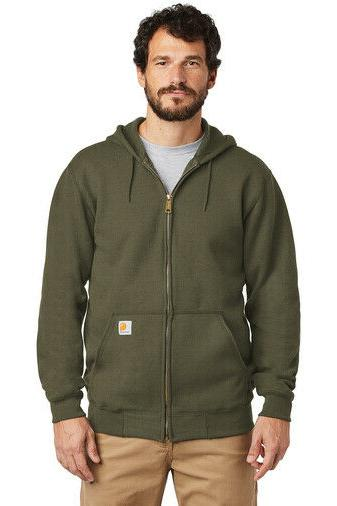 Carhartt Midweight Hooded Sweatshirt S-4XL 5 COLORS
