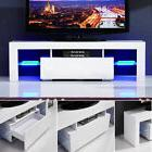 Modern LED TV Unit Cabinet Stand High Gloss TV Console for L