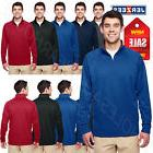 NEW Jerzees Dri-POWER SPORT Quarter Zip Tech Pullover S-XL F