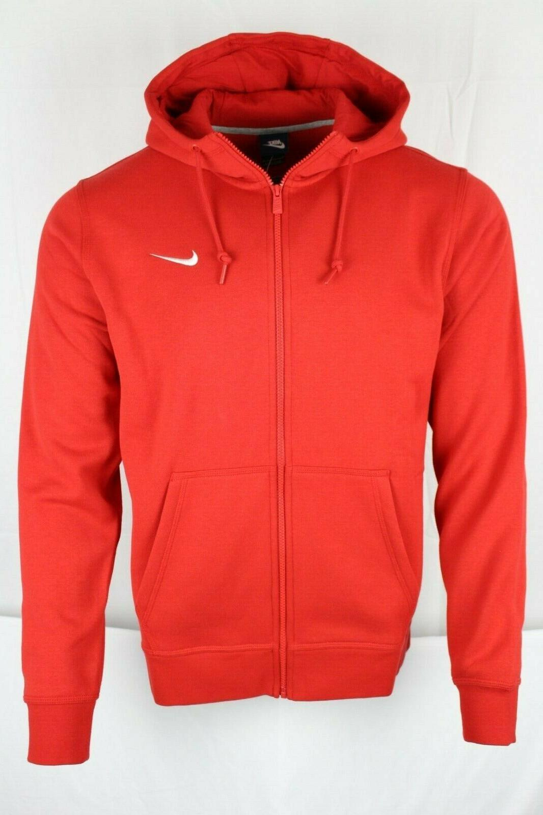 new men s sportswear club full zip