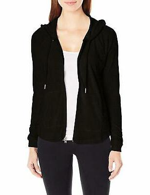 Calvin Klein Ruched Long Front Jacket