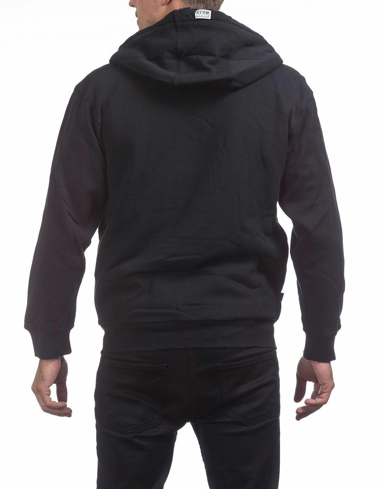 Pro Pile Zip Up Thick Jacket S-5XL