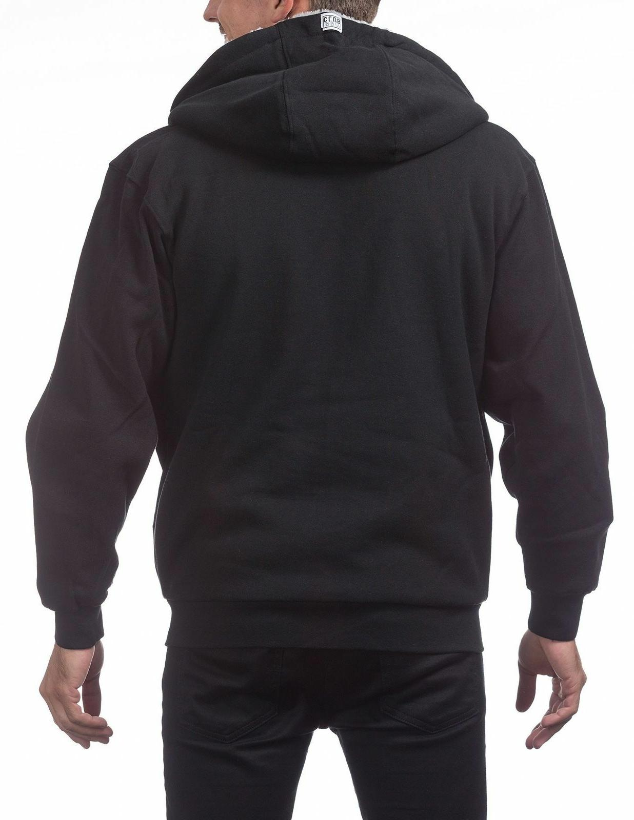 Pro Pile Full Zip Thick S-5XL