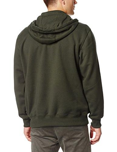 Carhartt Men's Paxton Heavyweight Hooded Mock