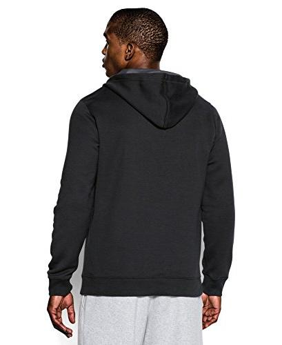 Under Armour Fitted Black/Black, XXX-Large