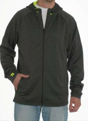 Russell Men's Hoodie Full Zip Thermaforce Max Sweatshirt Ath