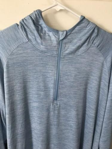 Russell Men's Training Fit Half size New