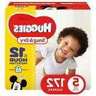 *NEW* Huggies Snug & Dry Diapers Size 5, 172 Count ***LOWEST