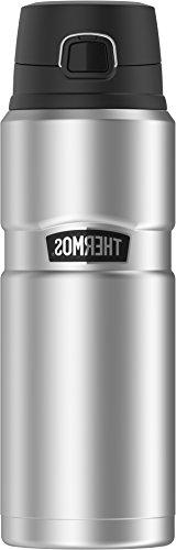 Thermos Stainless King 24 Ounce Drink Bottle, Stainless Stee