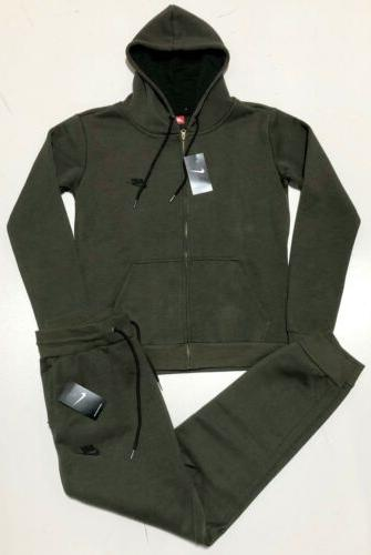 Nike Sweat Suit Joggers Set New Shipping