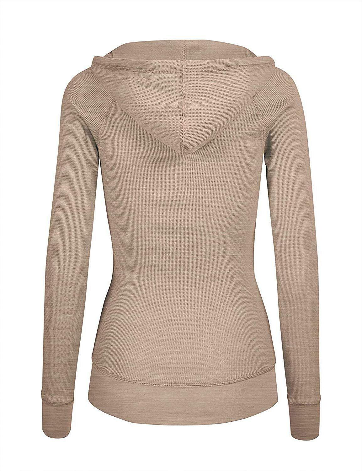 TL Women's Comfy Warm Hoodie Jackets in