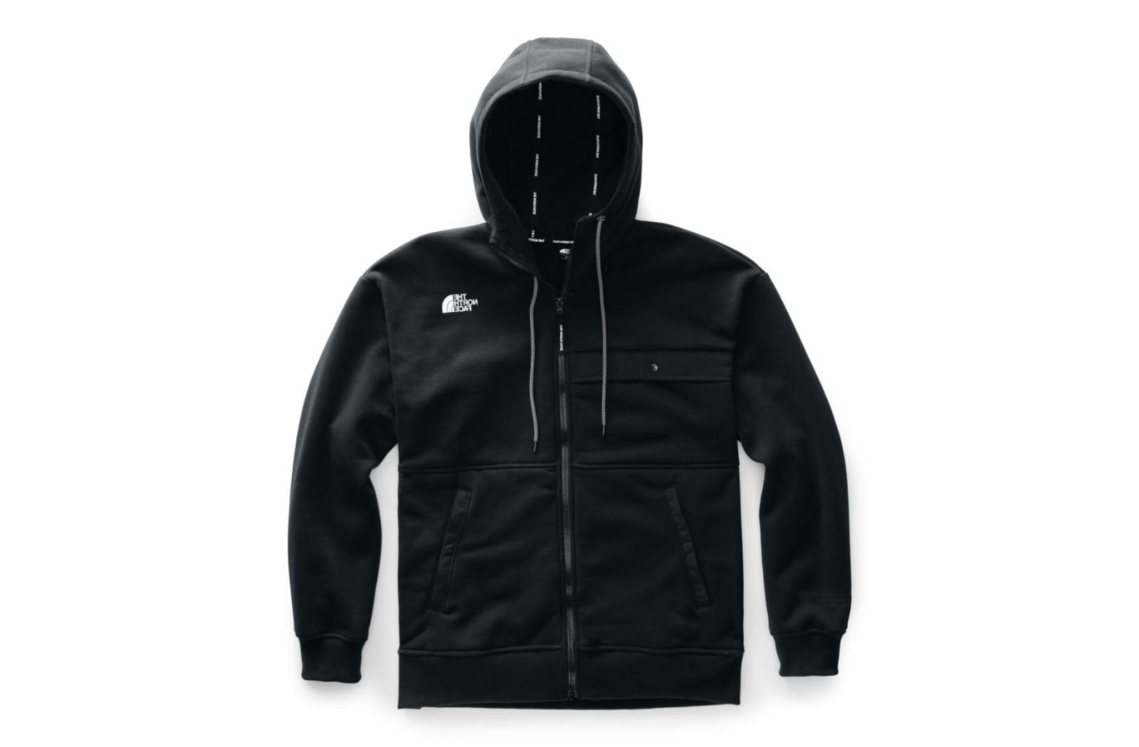 tnf mens graphic collection zip hoodie sweater
