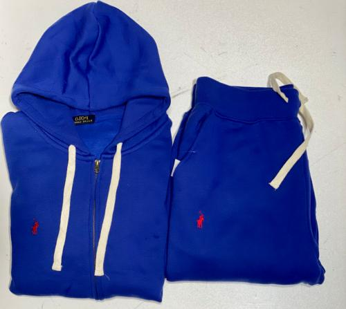 Polo And Hoodie Suit New