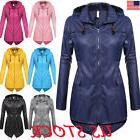 Women Forest Jacket Raincoat Waterproof Outdoor Hiking Coat