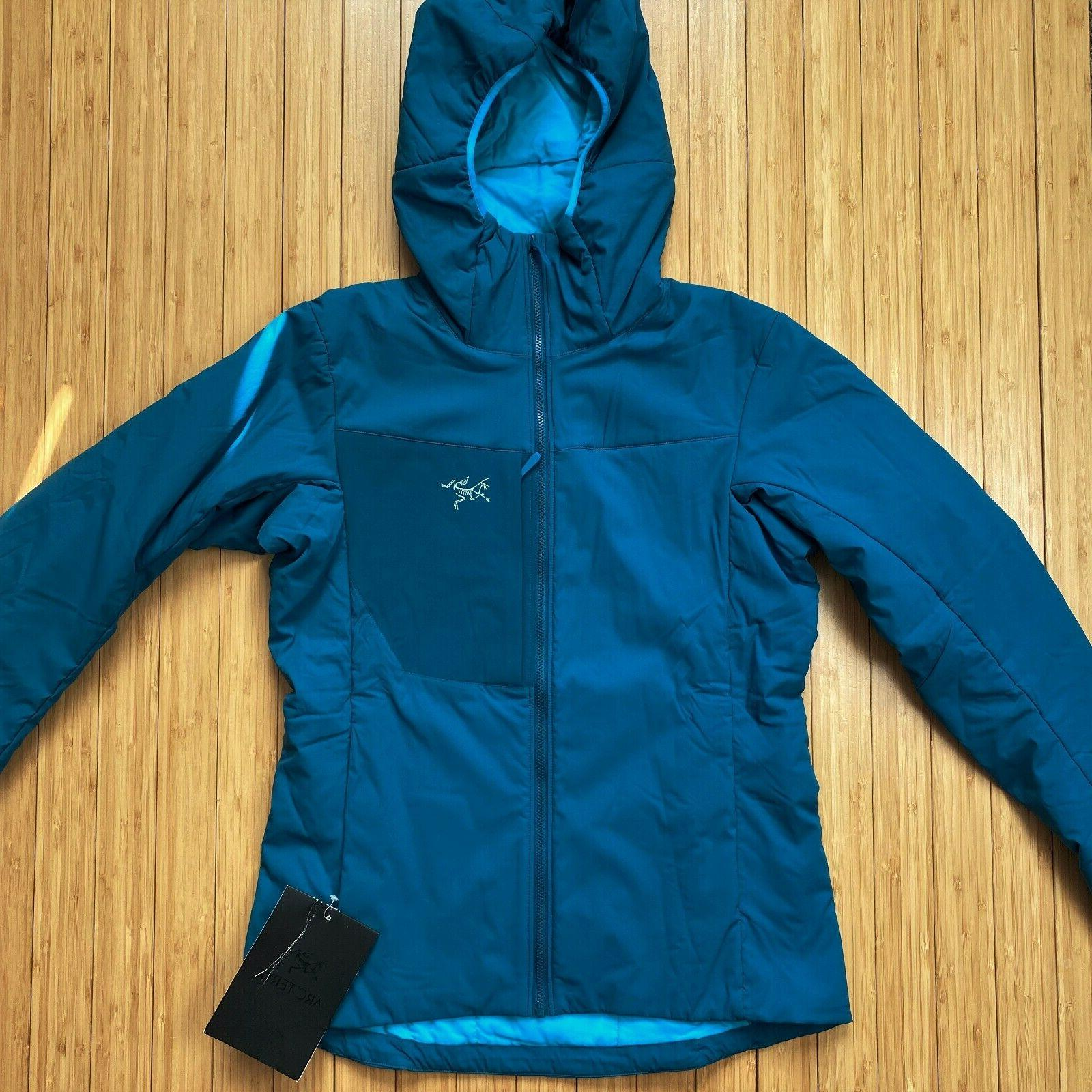 Women's Proton LT Teal Jacket Insulated