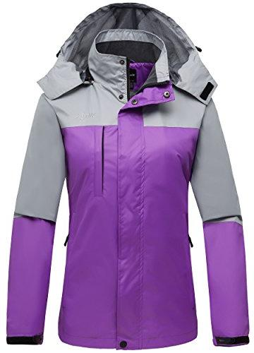 women s windproof breathable outdoor full zip