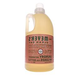 Mrs. Meyer's Clean Day Laundry Detergent, Geranium Scent,
