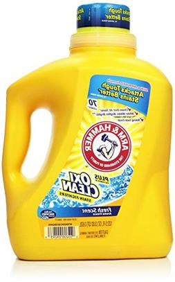 Arm & Hammer Liquid Laundry Detergent - 122.5 oz - Fresh Sce
