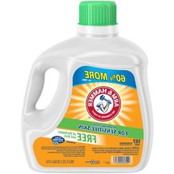 Arm & Hammer Liquid Laundry Detergent for Sensitive Skin, 10