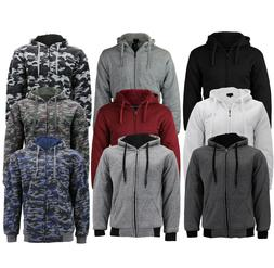 men s athletic warm soft sherpa lined