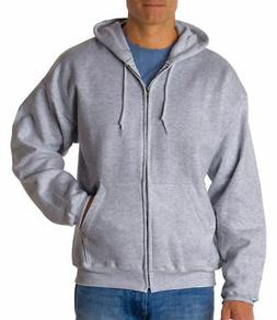 Hanes Men's Comfortblend Long Sleeve Waistband Full Zip Hood