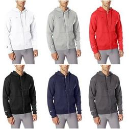 Champion Men's Powerblend Fleece Full-Zip Winter Hoodie Plus