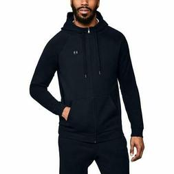 Under Armour Men's Rival Fleece Full Zip Hoodie - Choose SZ/