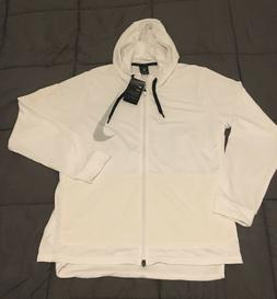 Nike Men's Size L Dri-FIT Project X Dry HD Full-Zip Training