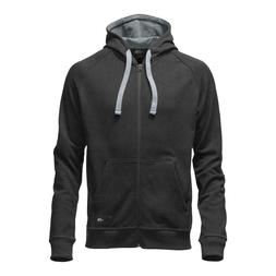 NWT The North Face Hoodie Gray Hooded Sweatshirt Mens Standard Fit NEW Full Zip