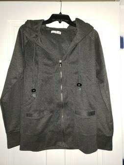 Men's H2H Zip-up Hoodie - Size Medium - New Without Tags