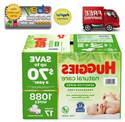 Huggies Natural Care Baby Wipe Refill, Fragrance Free  *BEST