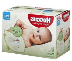 Huggies Natural Care Plus Baby Wipes 1152 count, Fragrance &