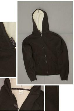New Independent Trading Co. Junior Fit Shepra Lined Full Zip