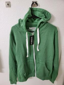 NWT Doublju Lightweight Thin Zip-Up Hoodie Jacket for Women