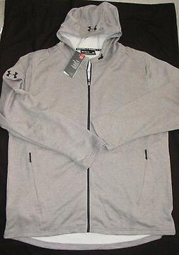 NWT MEN'S BIG & TALL UNDER ARMOUR COLDGEAR ZIP UP ATHLETIC H
