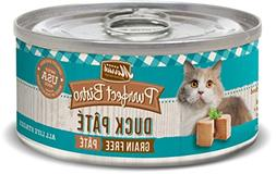Merrick Purrfect Bistro Grain Free, 5.5 oz, Duck Pate, pack