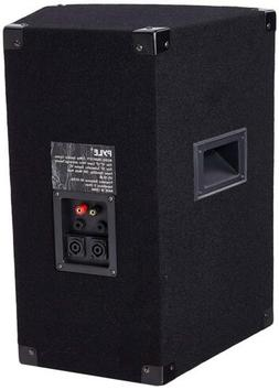 PYLE-PRO PADH1079 - 500 Watt 10'' Two-Way Speaker Cabinet
