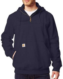 Carhartt Men's Rain-Defender Paxton Heavyweight Hooded Zip M