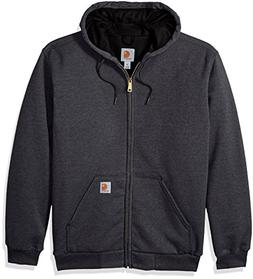 Carhartt Men's RD Rutland Thermal Lined Hooded Zip Front Swe