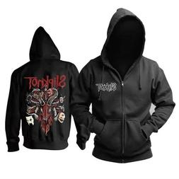 Slipknot Band Metal Printed Men <font><b>Hoodies</b></font>