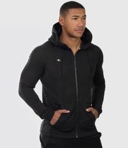 NIKE SPORTSWEAR MODERN HOODIE FULL ZIP MEN 835858-010 BLACK