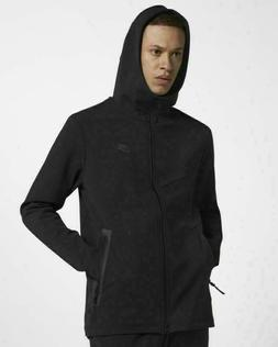 Nike Sportswear Tech Fleece Windrunner Zip Hoodie Black AA37