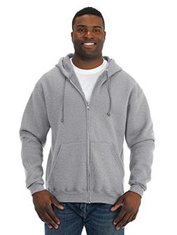 Fruit Of The Loom 12 oz. Supercotton 70/30 Full-Zip Hoodie S