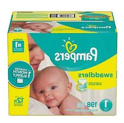 Pampers Swaddlers Diapers Comfort Protection softer Choose Y