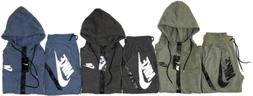 Nike Sweat Suit for Men Brand New Full Zip Hoodie + Joggers