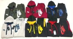 Nike Sweat Suit Men's Complete Set Full Zip Hoodie & Joggers