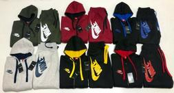 Nike Sweat Suit New Men's Complete Set Full Zip Hoodie Jogge