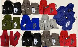Nike Tech Fleece Full-Zip Hoodie  Top & Bottom Sweat Suit Co