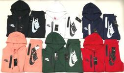 Nike Tech Sweat Suit Men's Complete Set Full Zip Hoodie Jogg